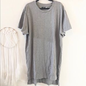 Urban outfitters BDG grey cotton dress